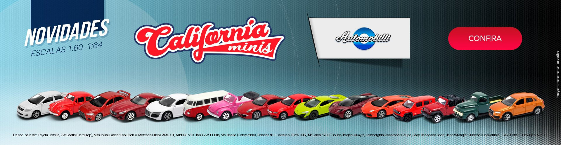 California Minis