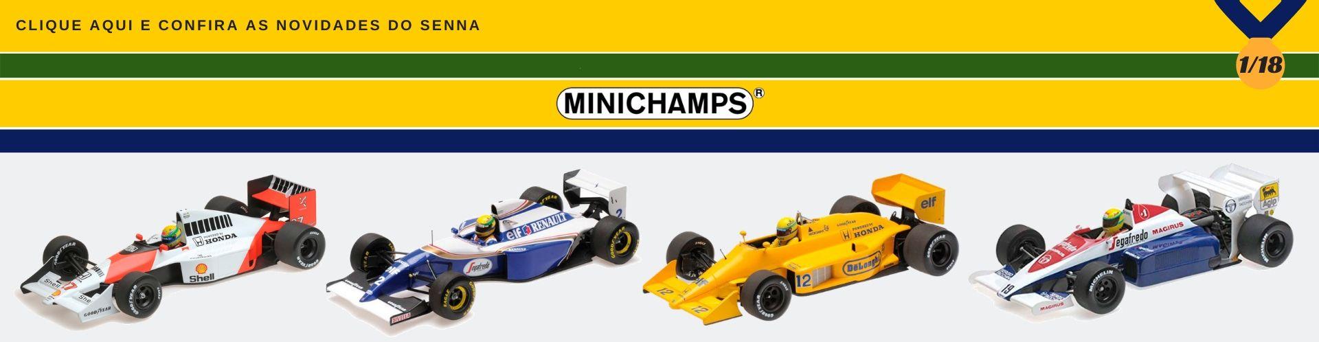 Minichamps Senna