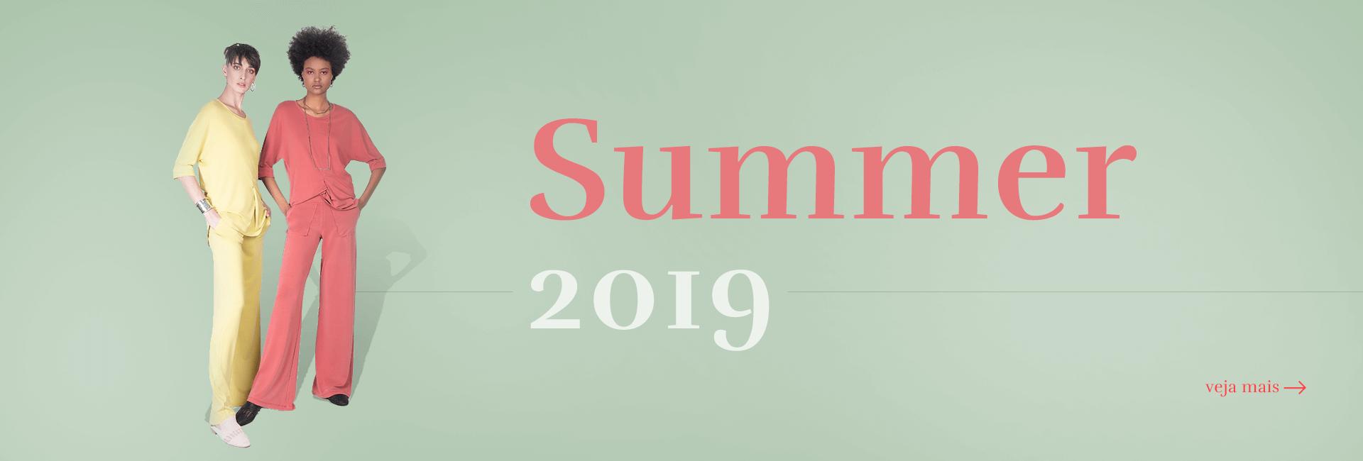 Verão 2019 - Verde