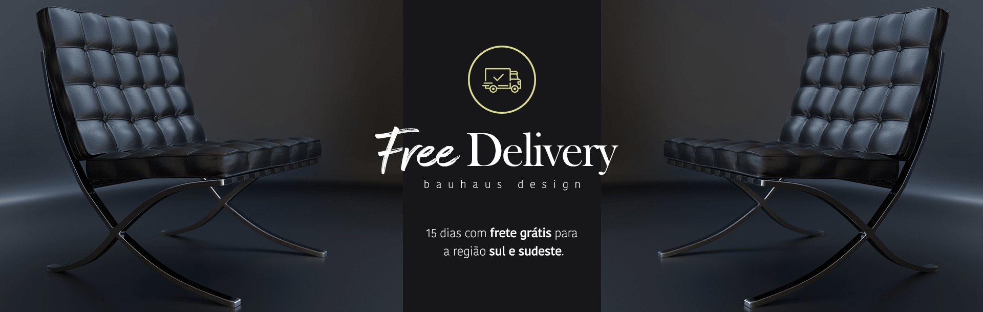 Free Delivery - Promo