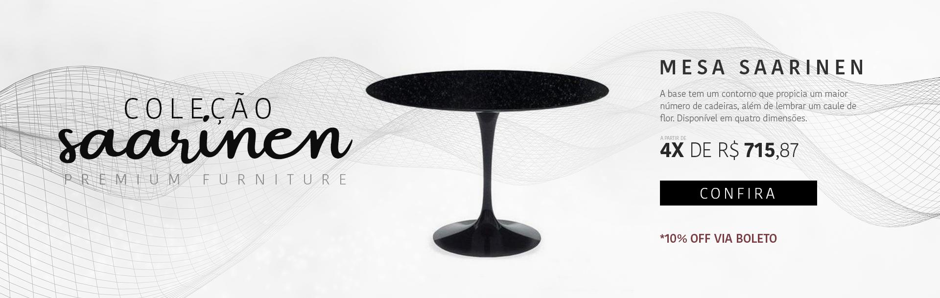 Coleção Saarinen - Mesa Jantar
