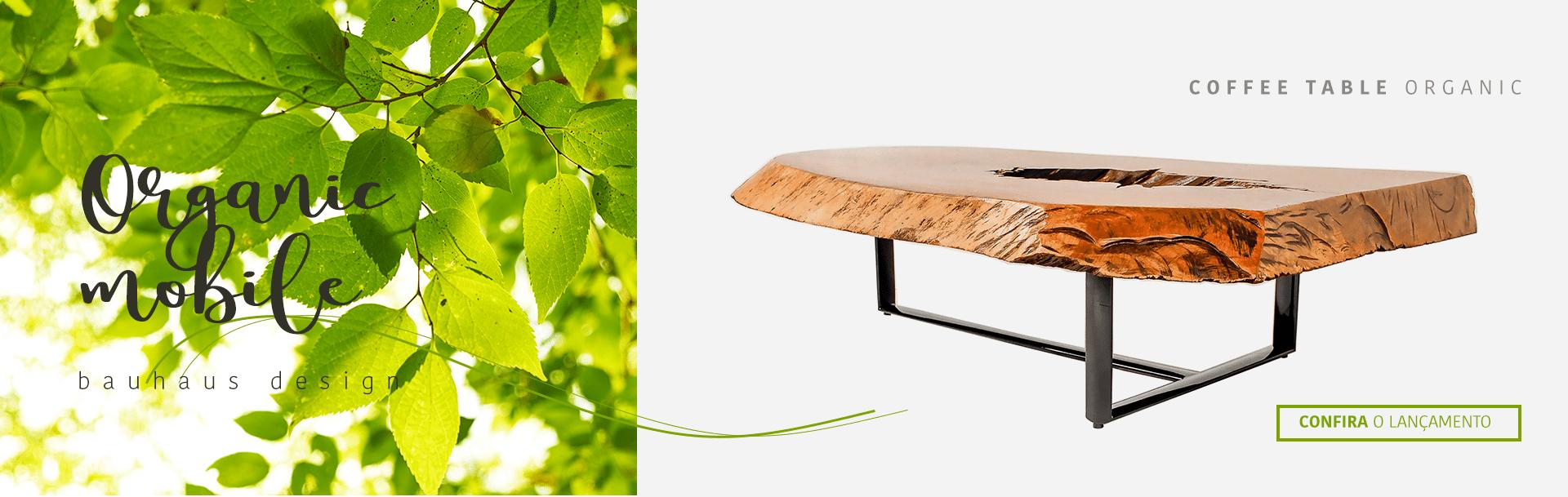 Organic - Coffee Table