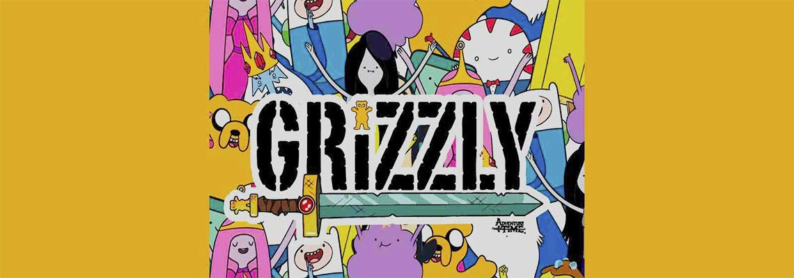 Grizzly vs Adventure Time