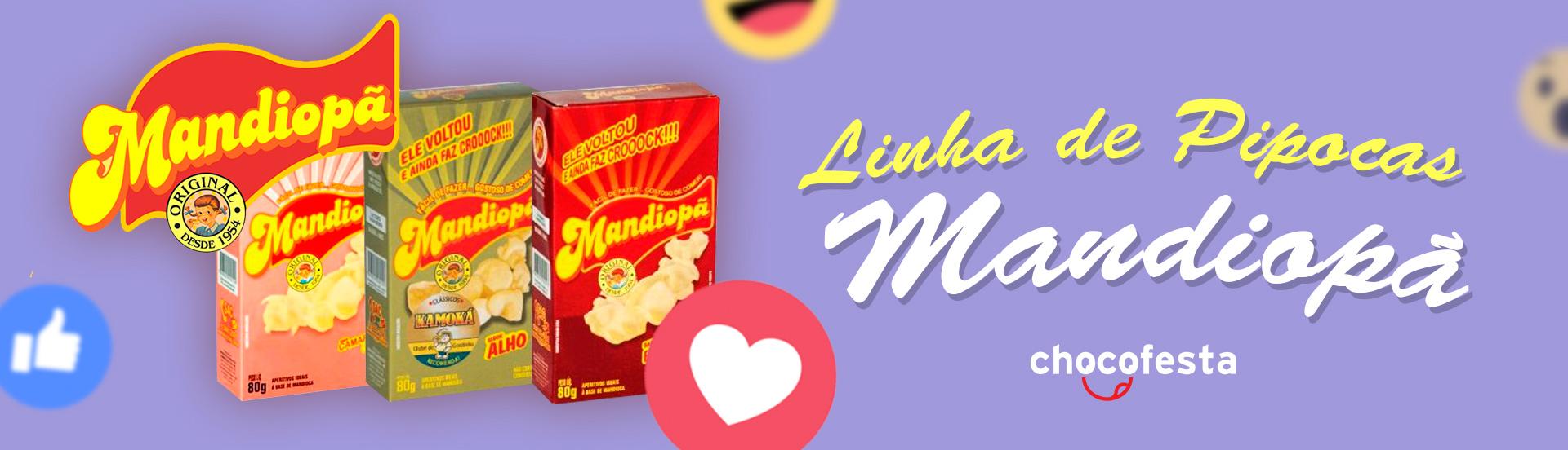 Mandiopã - produtos