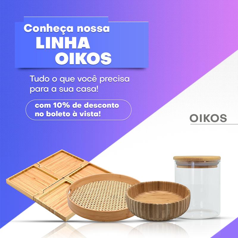 Principal Linha Oikos 50% de desconto- Mobile