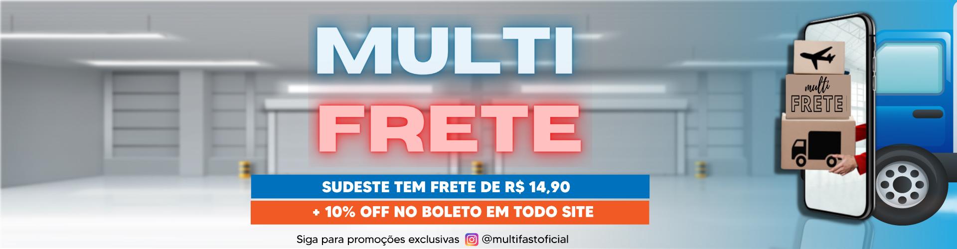 Principal Multifrete R$ 14,90 - Desktop