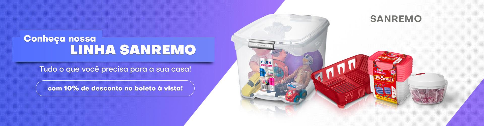Principal Linha Sanremo 50% de desconto- Desktop