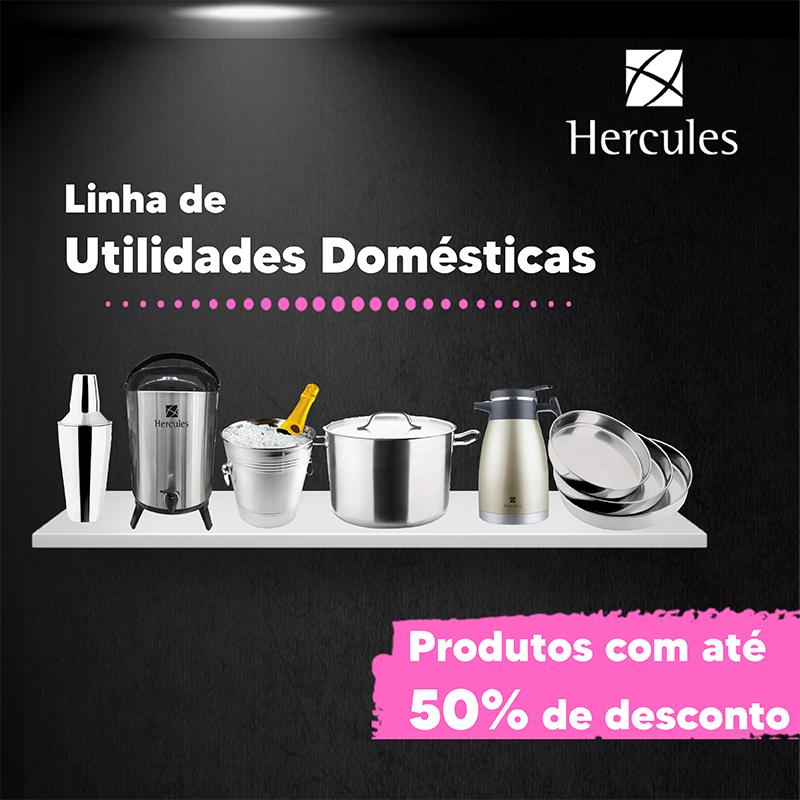 Principal Linha Hercules 50% de desconto- Mobile