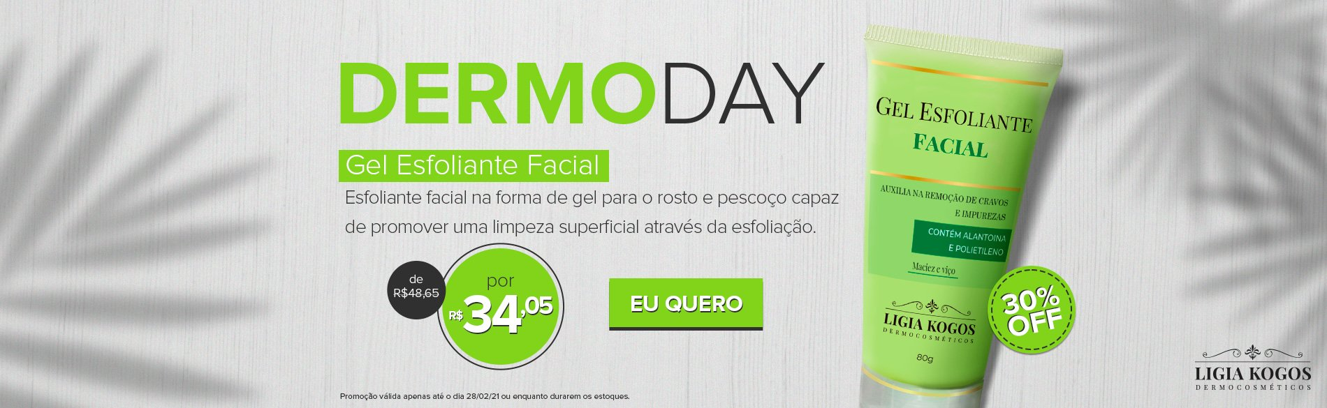 Dermo Day - Esfoliante Facial