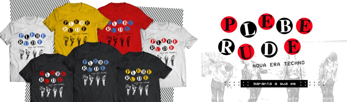 Camisetas Nova Era Techno
