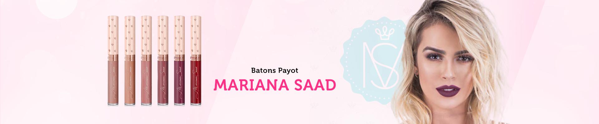 Batons Mariana Saad