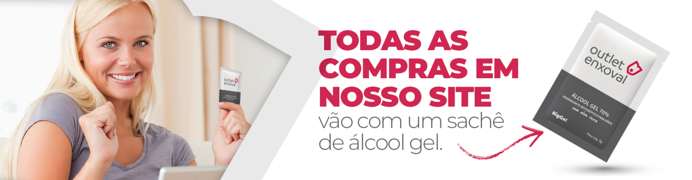 Brinde - Álcool Gel
