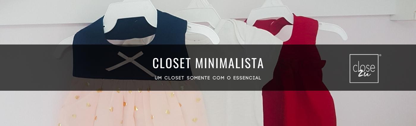 closet minimalista