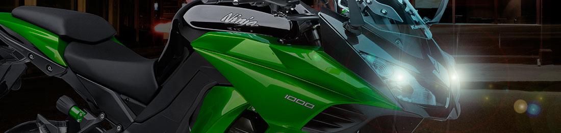 Xenon moto automatico