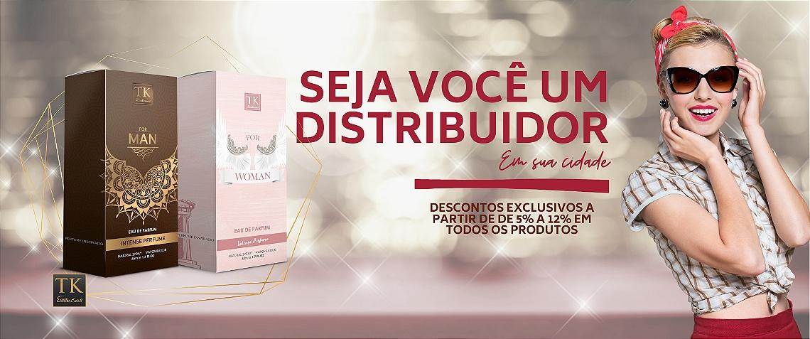 Distribuidores TK Essencias