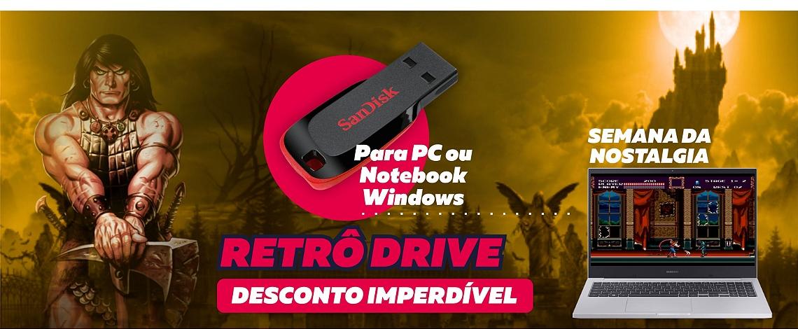 SDN RETRO DRIVE