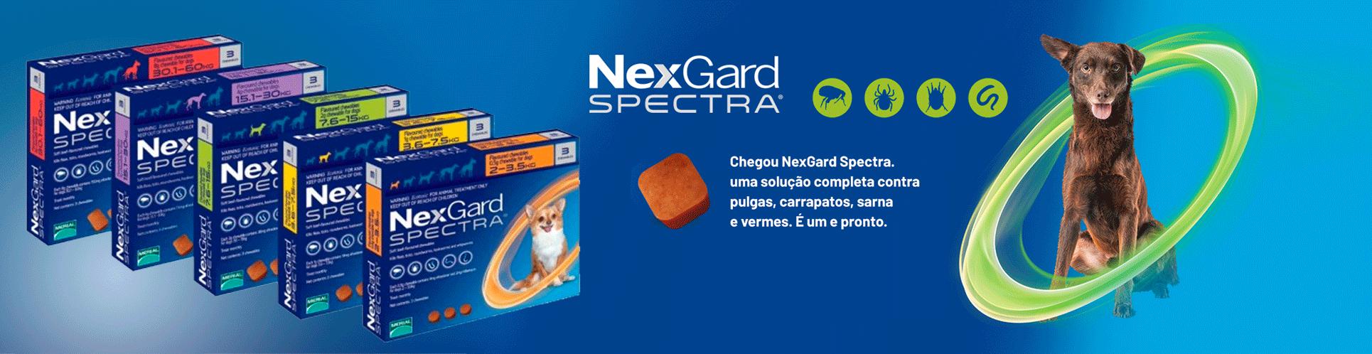 NEXGAR-SPECTRA