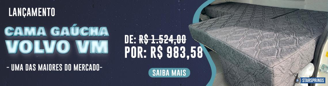 Cama Gaúcha pré lançamento