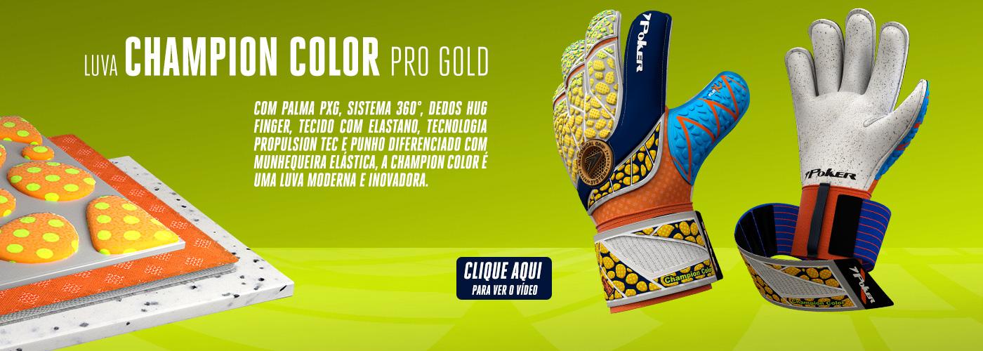 Champion Color Pro Gold