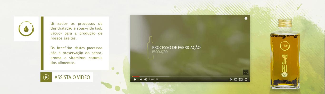 Vídeo de Fabricação