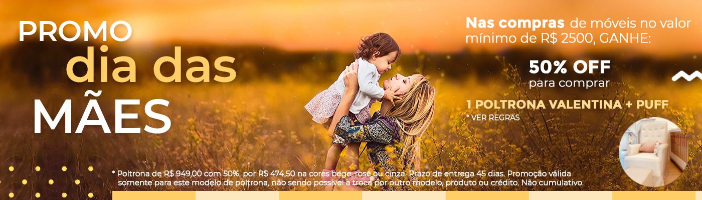 Promo dia das Mães