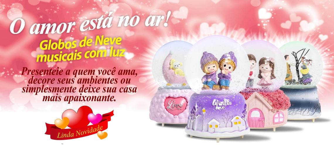 Amor esta No ar