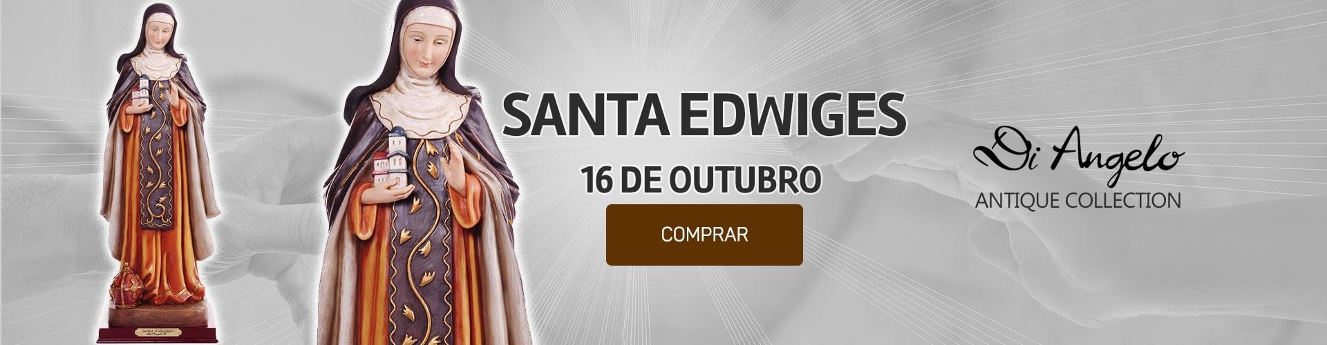 16 de Outubro Santa Edwiges