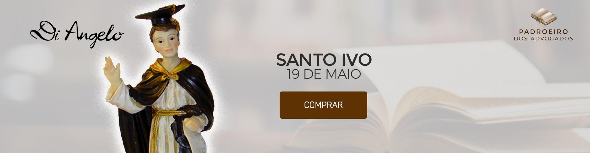 19 de Maio - Santo Ivo