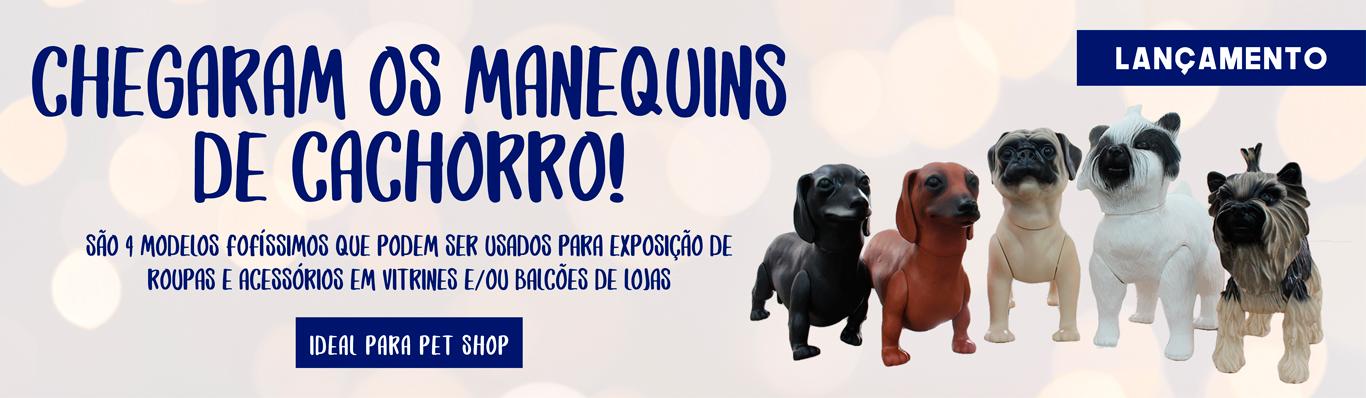 Manequins Cachorros