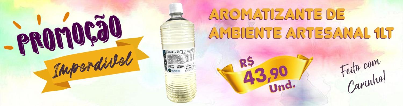 Aromatizante de Ambiente Artesanal 1Lt