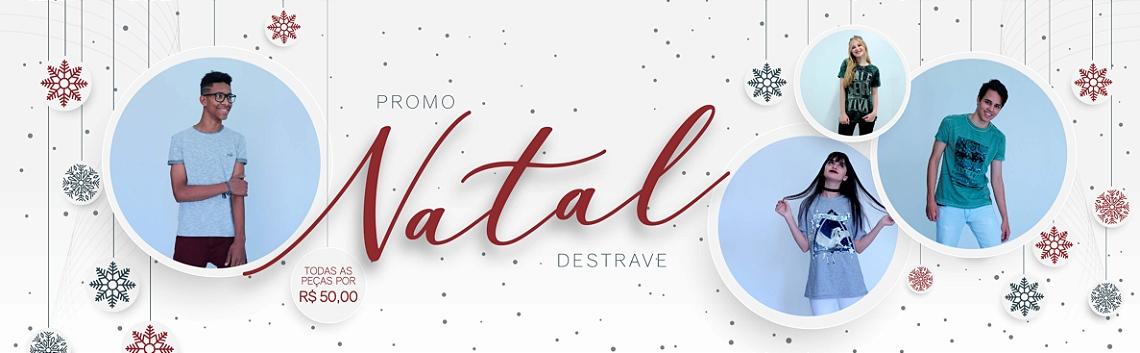 Promo Natal Destrave