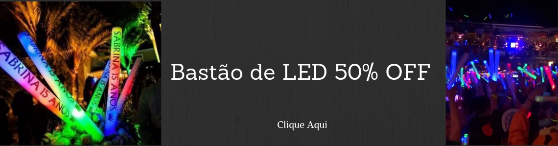 Bastao de LED