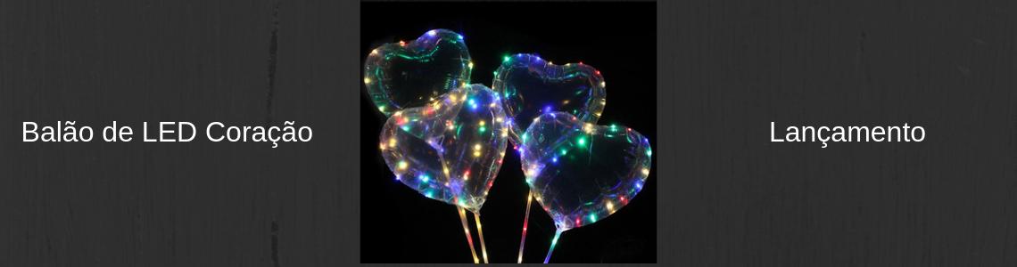 Balão de LED