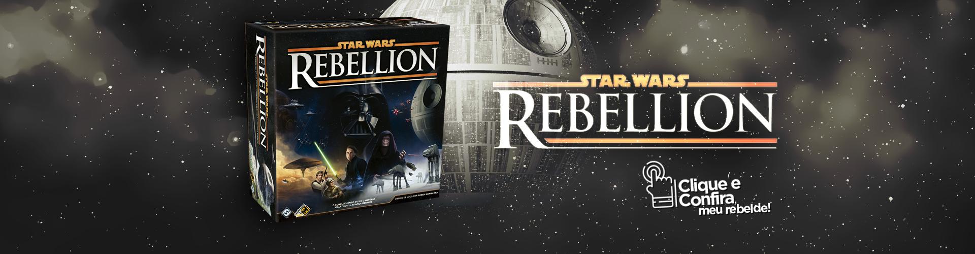 Pré-venda: Star Wars Rebellion