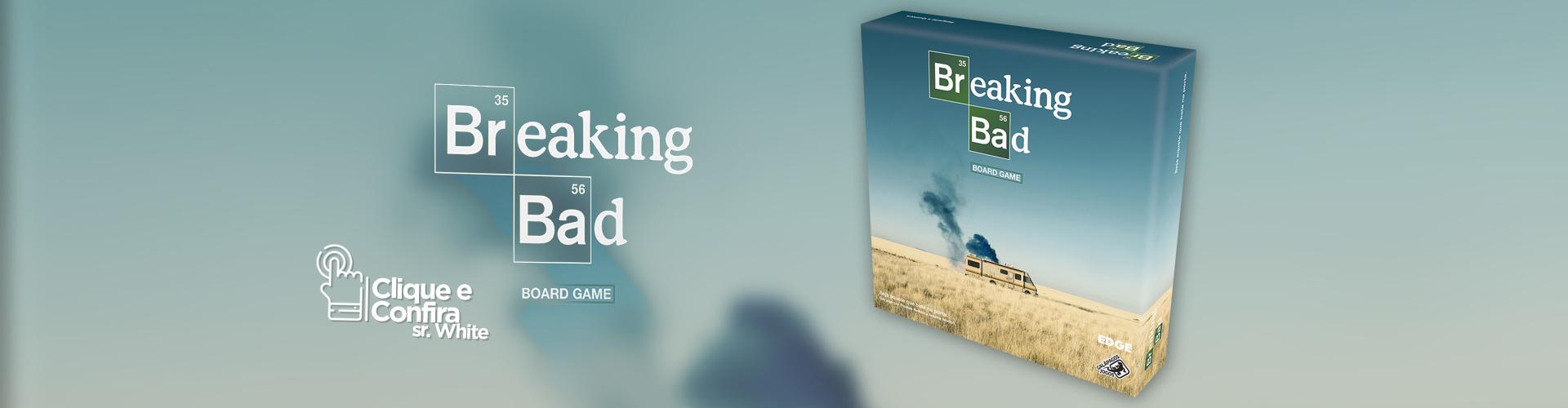Pré-venda: Breaking Bad