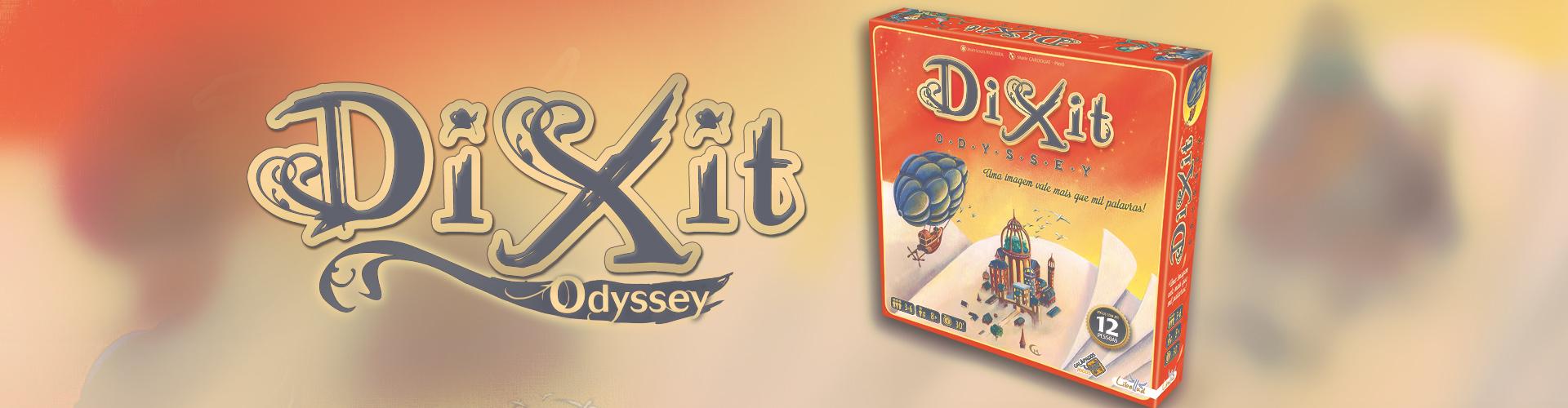 Pré-venda - Dixit Odyssey