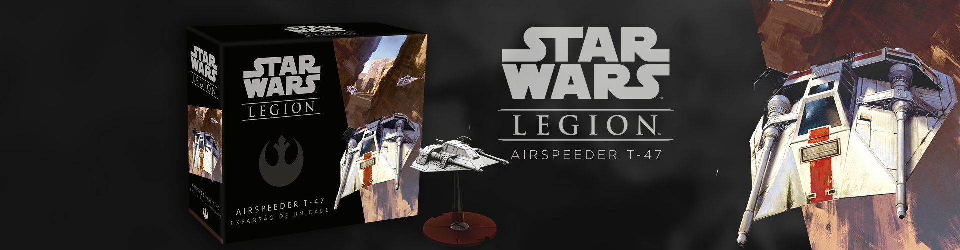 Pré-venda: SWL Airspeeder