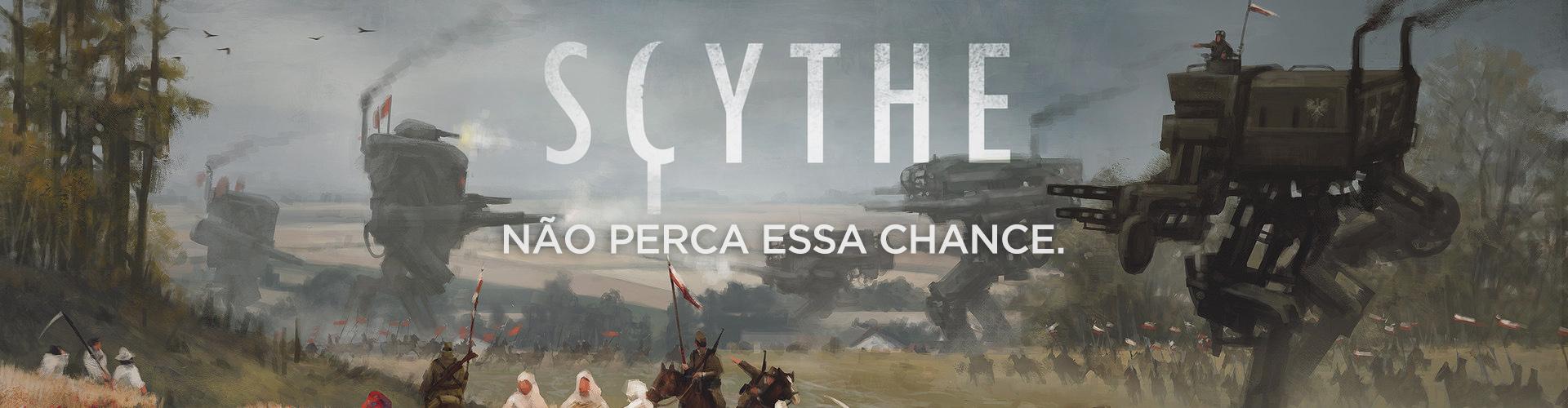 Pré-venda: Scythe