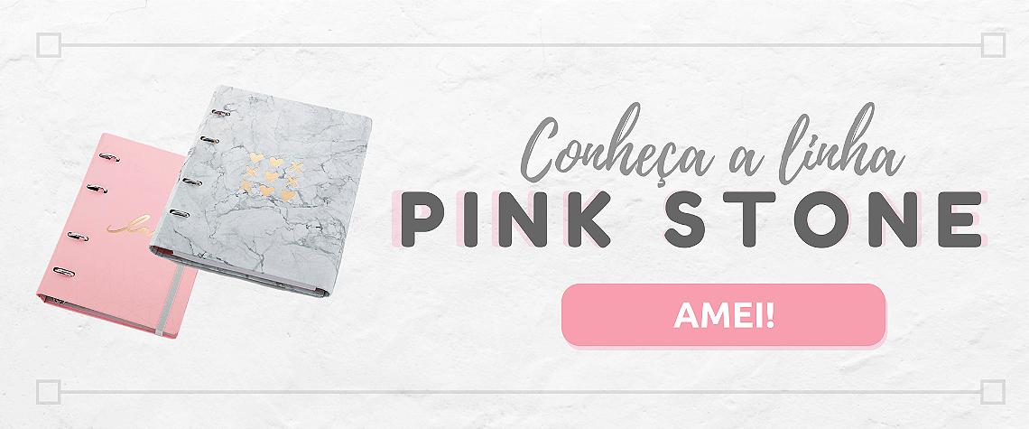 Full Banner - Pink Stone