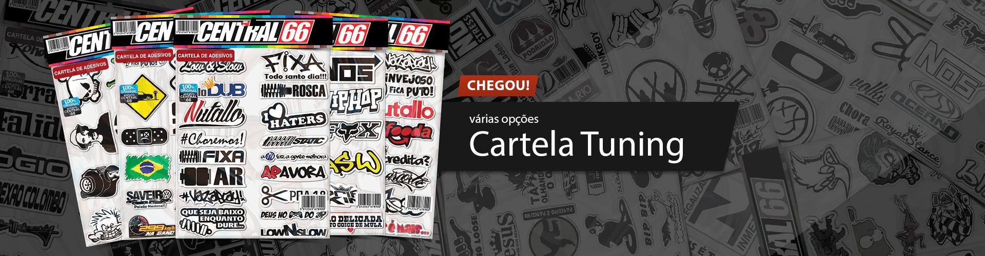 Cartela Tuning