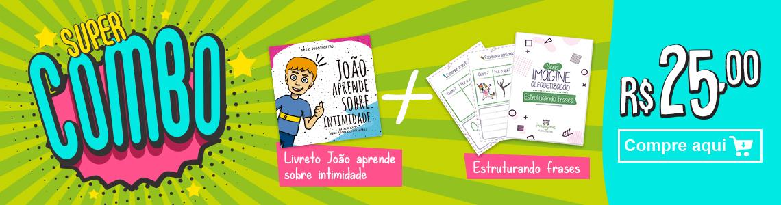 COMBO - João e Frases