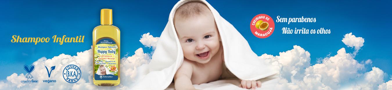 shampoo infantil