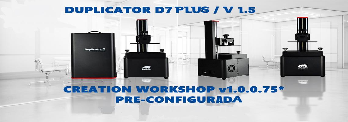 Impressora SLA / DLA