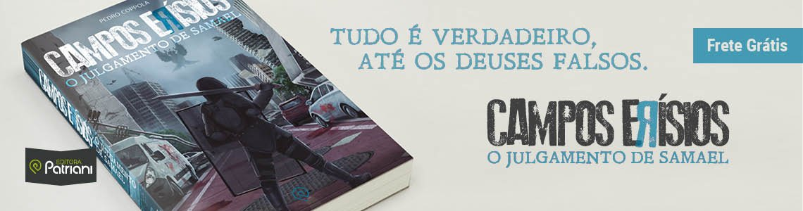 Livro Pedro Coppola