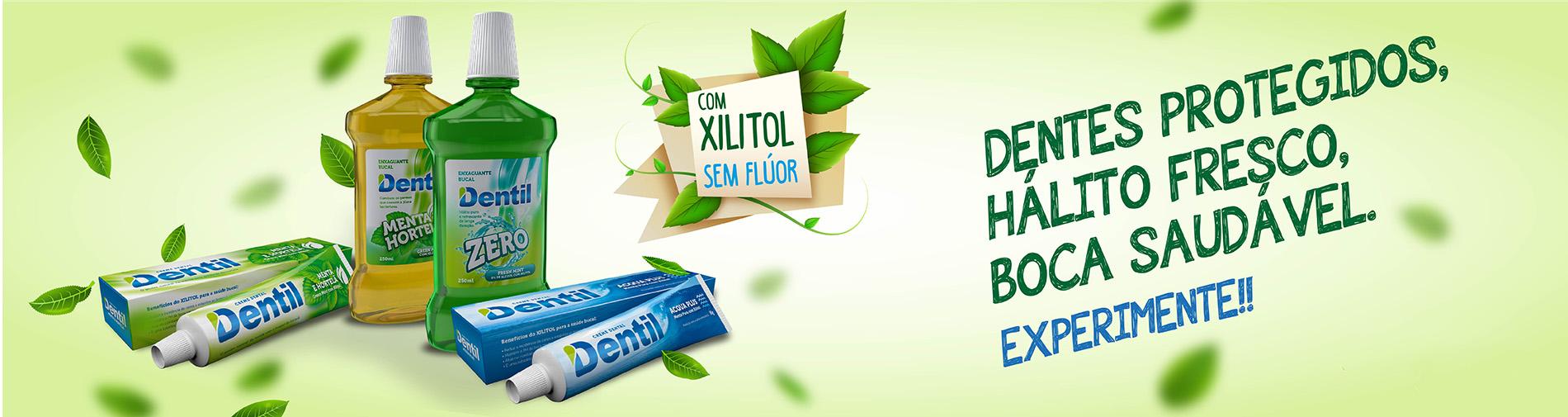 Produtos com Xilitol