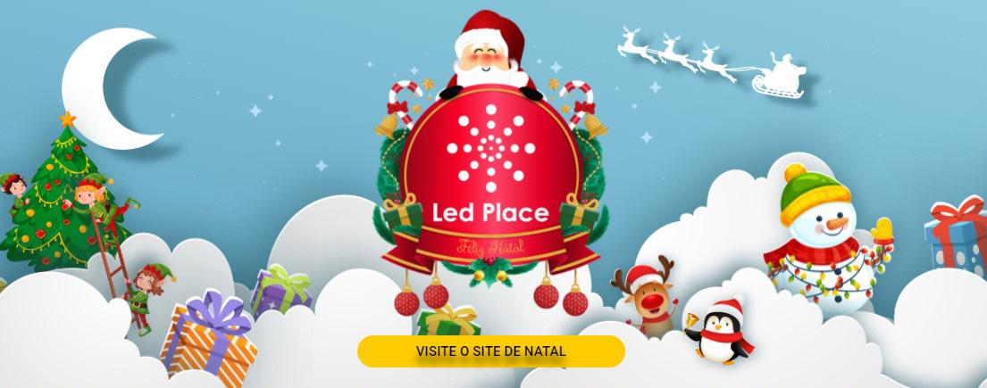 Led Place Natal Full Banner