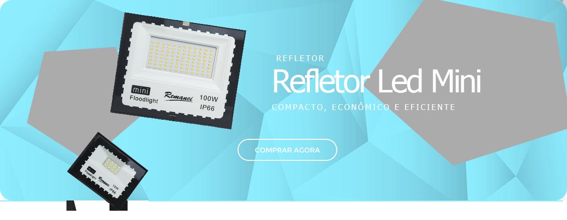 REFLETOR LED SUPER SLIM