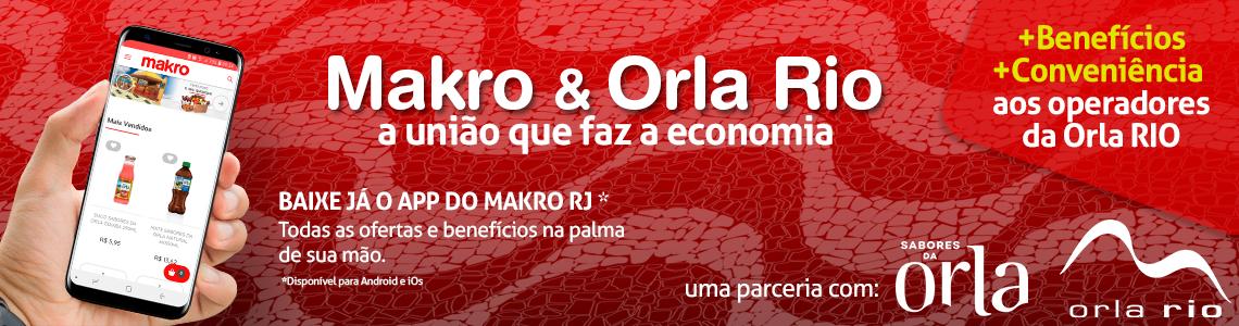 Parceria Orla Rio & Makro