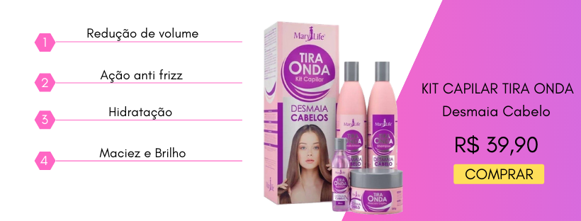 Kit Capilar Tira Onda