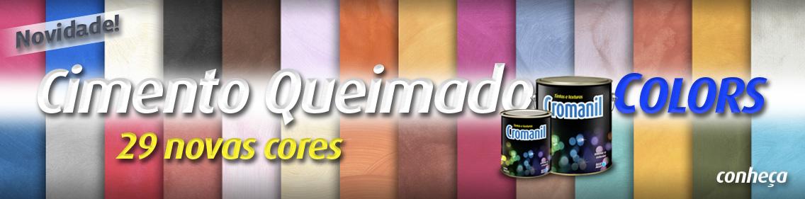 Cimento Queimado Colors